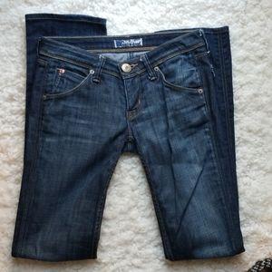 Hudson Straight Leg Jean's Sz 24